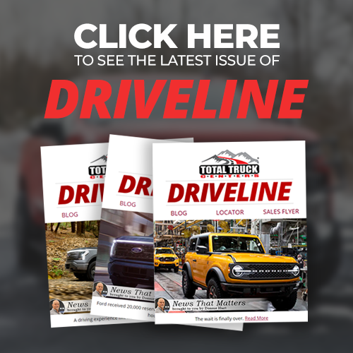Driveline™ Email